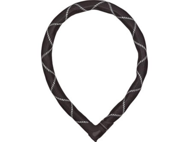 ABUS Steel-O-Flex Iven 8200/85 Kabelschloss schwarz